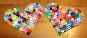 A's hearts.