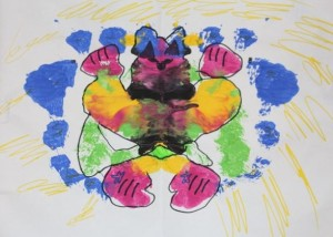 L's magical cat monster.