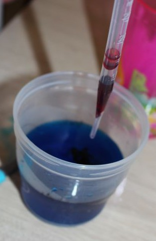 colour mixing   Today We Did