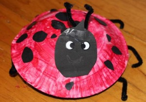 L's ladybird.