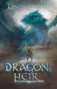 Dragon's Heir Cover