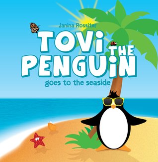 Tovi the Penguin - goes to the sea side Cover.indd